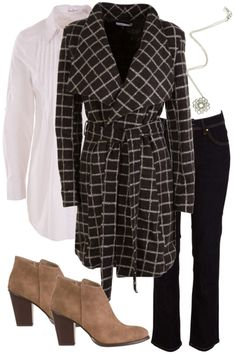 Wrap That Look Outfit includes Bec Stern, Riders By Lee, and bird keepers - Birdsnest Online Clothing Store