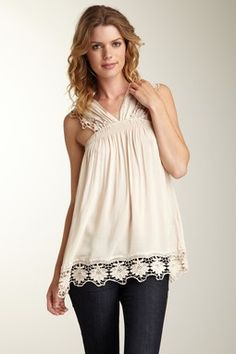Embroidered Strap Top $26 http://www.hautelook.com/index/index/mk/invite/inv_code/JSquires054