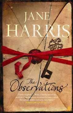 """Jane Harris is a British writer of fiction and screenplays. She has written many short stories that have appeared in anthologies, but her first novel, """"The Observations"""", was short listed for the. Keeping A Journal, Blank Book, First Novel, Short Stories, Books To Read, Cool Things To Buy, This Book, Novels, Feelings"""