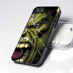 The Incredible Hulk Scream 5 design for iPhone 5 Case