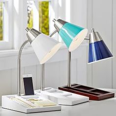 Desk Lamps, Reading Lamps, Task Lighting & Task Lamps | PBteen