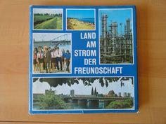 GDR / DDR PHOTO ALBUM VTG LUXURY  BOOK  GERMANY PROPAGANDA 1973  Europe