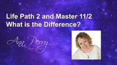Life Path 2 and Master - What is the Difference? Life Path 2, Life Path Number, Master Number 11, Numerology, Paths, Thinking Of You, All About Time, Passion, Education