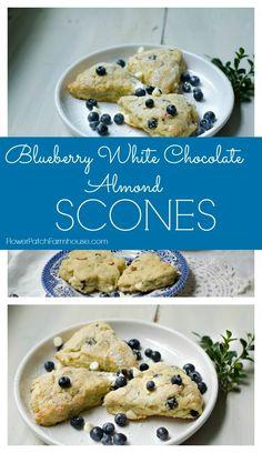 Darina Allen's Sweet White Scones ~ delicious recipe from Ireland's ...