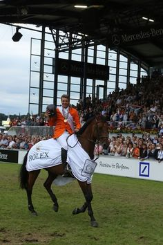 Jeroen Dubbeldam | FEI European Championships Aachen 2015