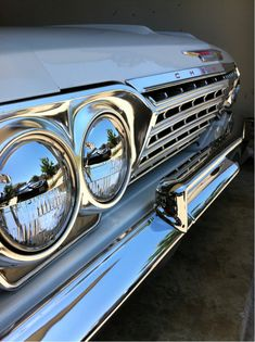 #Chrome #Chevrolet #coolcars QuirkyRides.com