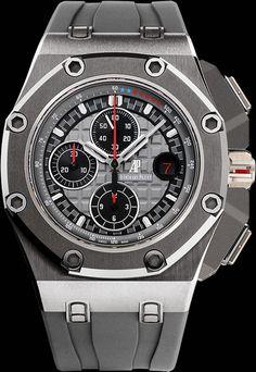 Audemars Piguet Royal Oak Offshore Michael Schumacher Edition Watch