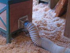 Tablesaw dust extraction