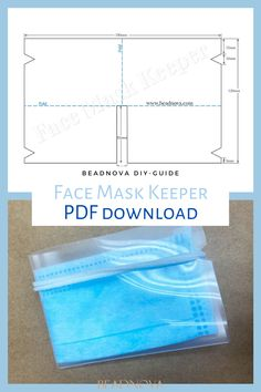 Easy Face Masks, Diy Face Mask, Sewing Hacks, Sewing Projects, Diy Furniture Redo, Plastic Sheets, Diy Mask, Diy Makeup, How To Do Yoga