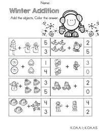 math worksheet : winter number eleven worksheet  school  pinterest  worksheets  : Winter Worksheets For Kindergarten