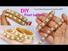 How to make a beaded necklace. Easy beading tutorial. Last minute DIY NECKLACE - YouTube