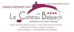 Le Coteau de Belpech Location gîtes et chambres d'hôtes de charme Piscine - Espace bien-être avec massages - Table d'hôtes - ouvert toute l'année - 4 clés vacances - chèque ancv