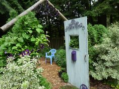 This is in the Garden of Marianne Binetti of Enumclaw.