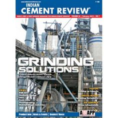 Indian Cement Review Magazine