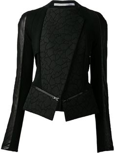 Shop Alessandra Marchi fitted jacket in H. Lorenzo from the world's best independent boutiques at farfetch.com. Over 1000 designers from 60 boutiques in one website.