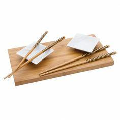 Jogo para servir sakura - Westwing.com.br - Tudo para uma casa com estilo