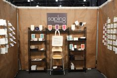 Tradeshow Display Idea…Oh So Beautiful Paper: National Stationery Show 2011