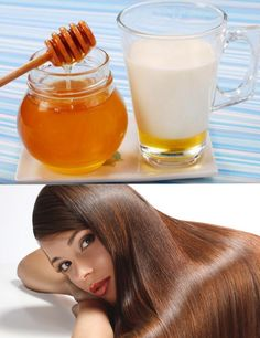 Here are some wonder Home Recipes to do Hair Straightening at Home Naturally ! No heat, no rod, no straightener or harmful chemicals ! Get flawless straight hair the natural way with these home made formulas