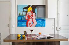 Yoann Doux - tableau - art