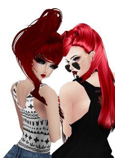 eu e a linda da Sah...♥