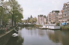 Postcards from Amsterdam – Lace & Lilacs Amsterdam Wallpaper, Visit Amsterdam, Artsy Photos, Scenery Photography, Film Inspiration, Go Outdoors, Shoot Film, Film Aesthetic, Color Of Life