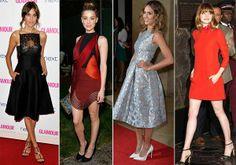 Bine imbracate: 4 vedete, 4 rochii, stil impecabil