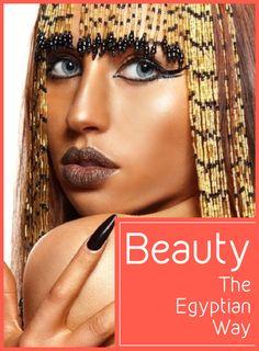 Beauty – The Egyptian Way