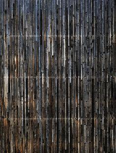 preciousandfregilethings:arquilatria:Peter Zumthor's studio, Haldenstein, Switzerland, 1986