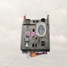 Flying Houses