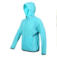 WOLFBIKE Lady Women Cycling Waterproof Jacket Bike Bicycle Rain Coat Wind Coat Windproof UV Protection Jersey Breathable Sports Coat. Color: Blue, Size: M - http://ridingjerseys.com/wolfbike-lady-women-cycling-waterproof-jacket-bike-bicycle-rain-coat-wind-coat-windproof-uv-protection-jersey-breathable-sports-coat-color-blue-size-m/