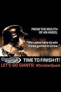 SF Giants 2012