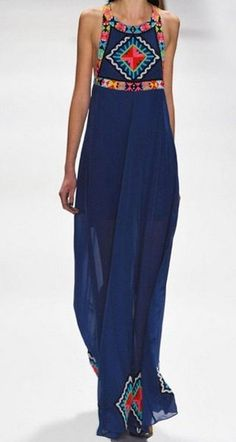 show-stopping maxi dress