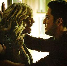 Caroline Forbes & Tyler Lockwood   The Vampire Diaries