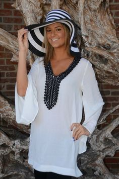 Summer Breeze tunic – Chapter 2 Boutique