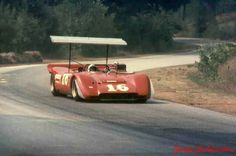 Ferrari 612 Chris Amon Road America 1968