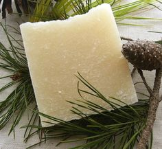 Pine Soap  Vegan Handmade Soap by AquarianBath on Etsy, $4.00