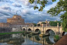 Castell San Angelo Roma Italia