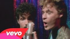 hall and oates one on one - YouTube