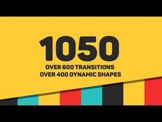 Dynamic Shapes - Animated Shape Layer Elements