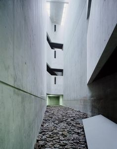 Daniel Libeskind. Jewish Museum Berlin. The Void