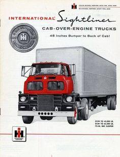 #IHC#international trucks#vintage ad