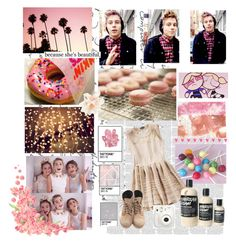 """""""it was my birthday 2 days ago :-)"""" by mangofl0wers ❤ liked on Polyvore featuring She Hit Pause Studios, Accessorize, 5sos and lukehemmings"""