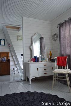 Ladder in mökki