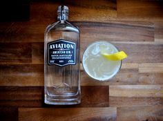 Aviation American Gin Cocktails | FoodieTails