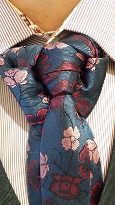 The rare and elusive Pekada tie knot