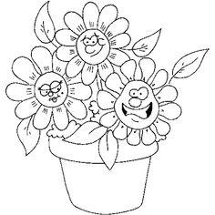 Malvorlagen Blumen Einfach 206 Malvorlage Blumen Ausmalbilder Kostenlos, Malvorlagen Blumen Einfach Zum Ausdrucken