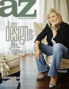 AZ Magazine. Interior Design Magazine, Home Decorating Magazine, Shelter  Magazine, Architecture Magazine