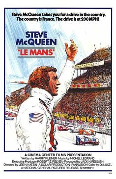 Tribute to: 1971 film le mans racing | LE MANS POSTER ]