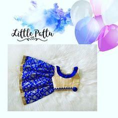 Little Pattu (Toronto, Canada) ( Baby Girl Skirts, Dresses Kids Girl, Baby Girl Dresses, Cute Dresses, Kids Outfits, Kids Dress Wear, Kids Wear, Lehanga For Kids, Kids Dress Collection