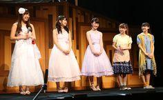 6no1:  モーニング娘。/9期、10期初主演の舞台「ごがくゆう」上演スタート | Stereo Sound ONLINE